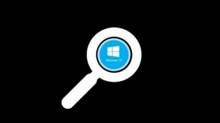 Не работает поиск в Windows 10 в меню пуск
