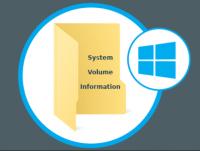 Как очистить System Volume Information в Windows 10