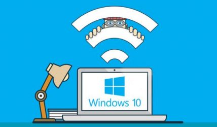 пароль WI-FI Windows 10